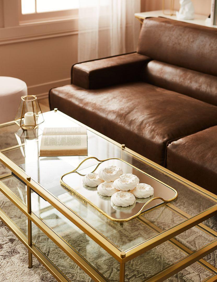 Harlow Coffee Table Coffee Table Coffee Table Design Stylish Coffee Table [ 1080 x 831 Pixel ]