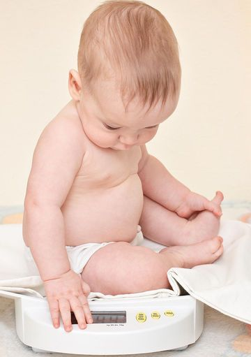 Your Guide To BabyS Weight Gain  Weight Gain Gain And Babies