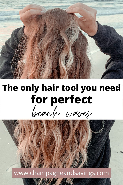 How To Get Perfect Beach Wave Hair In 2021 Beach Wave Hair Long Hair Waves Hair Waves