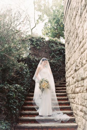 Cathedral Veil Inspiration