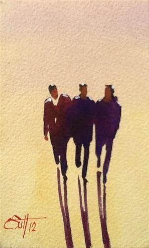 """""""Three Amigos"""" - Bert Sult"""