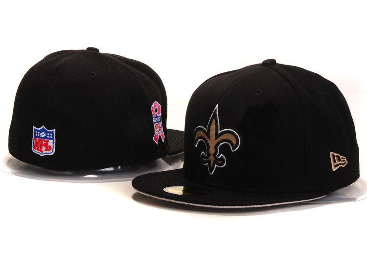 NFL New Orleans Saints Cap (5) , wholesale  $5.9 - www.hatsmalls.com
