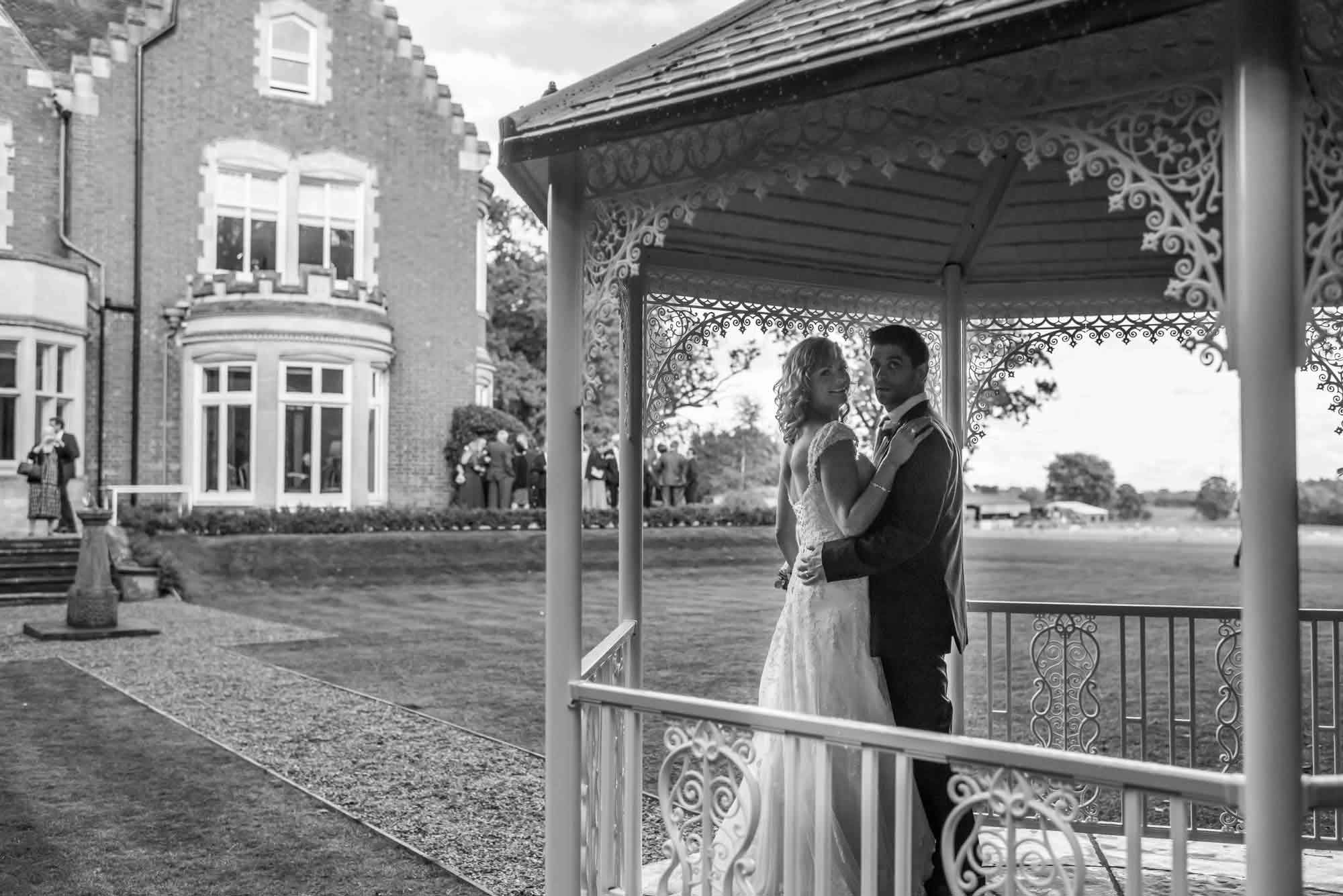 Pendrell Hall Is An EXCLUSIVE USE Country House Wedding Venue In The West Midlands With Luxury