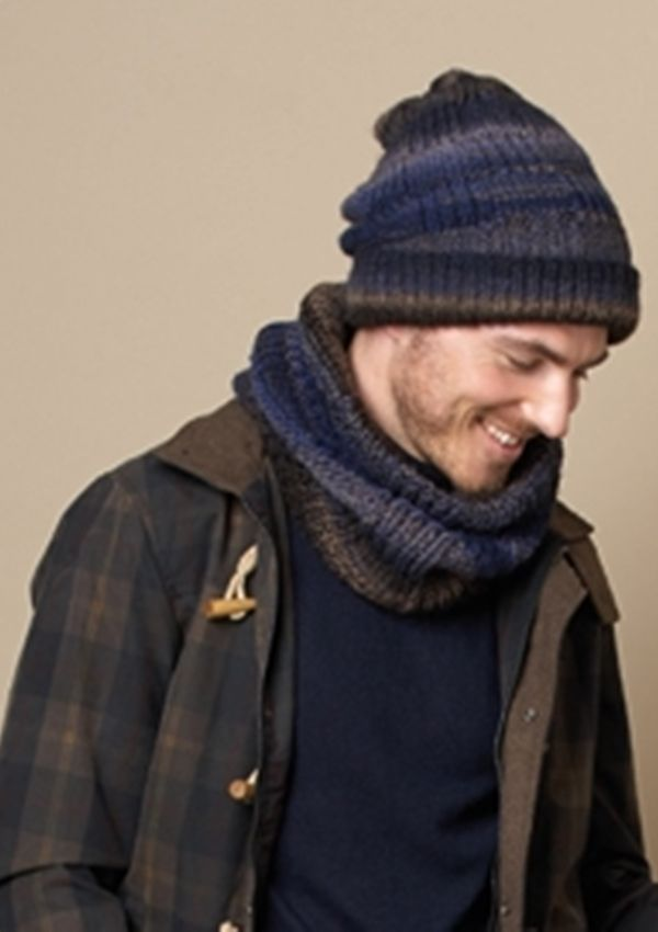 Relativ tricot tuque homme YE08