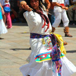 Danza de los Caracoles #México