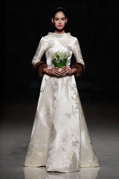 Stewart Parvin NEW 2013 BRIDAL COLLECTION