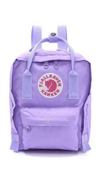 891280954ad40 Fjallraven Kanken Mini Backpack
