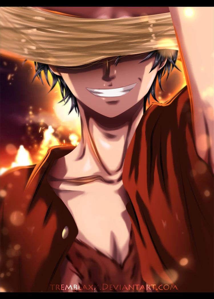 Luffy One Piece One Piece Fanart One Piece Wallpaper
