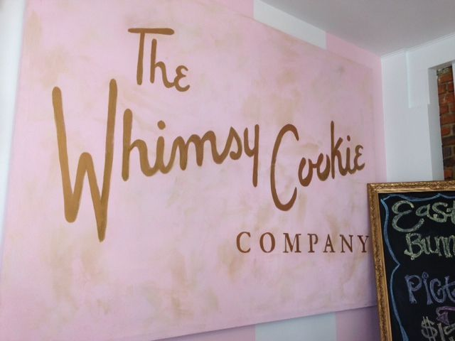 whimsy cookie poplar ave.