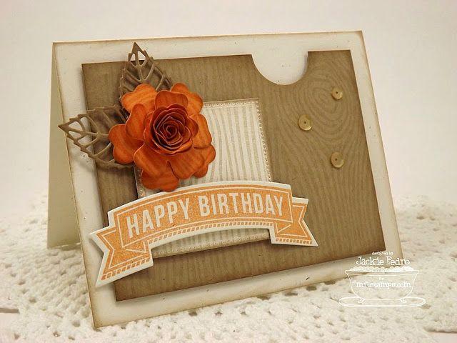 Happy Birthday! {SSSC198} Layered Leaves