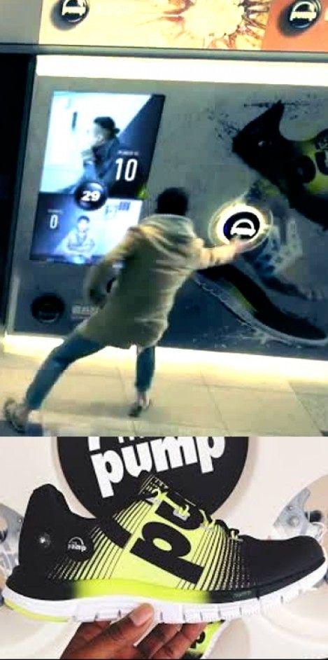 ADIDAS KOREA REEBOK: http://www.efectimedios.com/htm/contenido.php/categoria/BLOG/bid/352 Reebok ZPump Fusion - Subway Pump Battle!