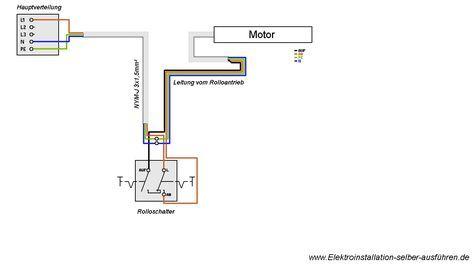 Schaltplan eines Rolladen mit einem Motor | Werkeln | Pinterest ...