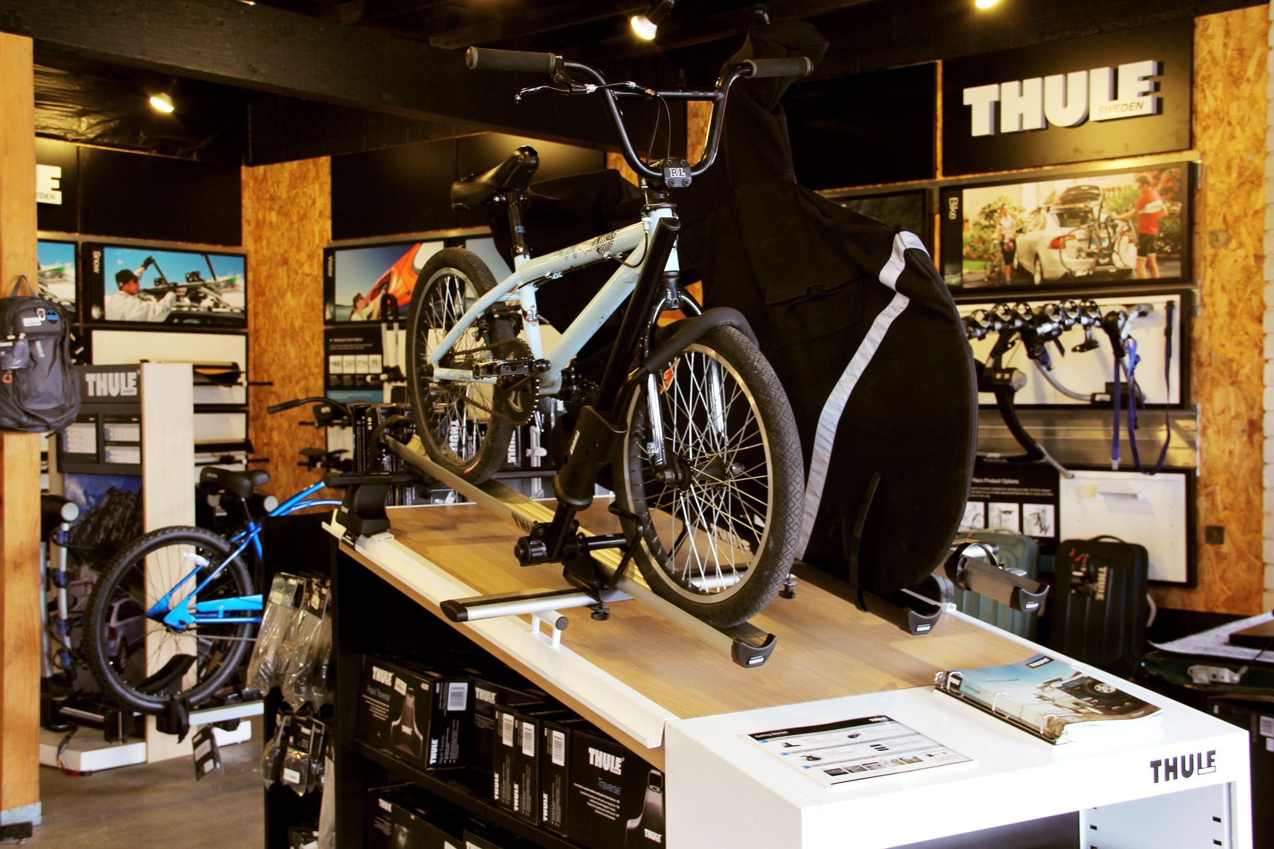 Inside Rack N Road Salt Lake City, UT