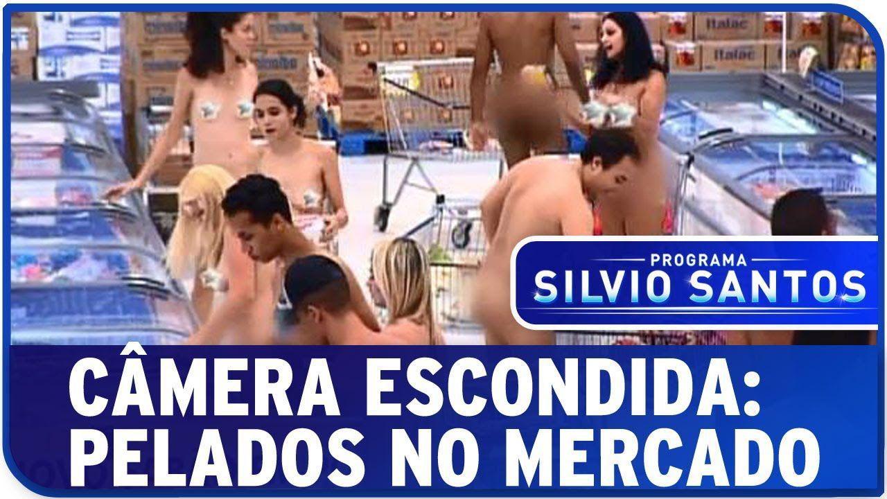 Pin On Pegadinha Silvio Santos