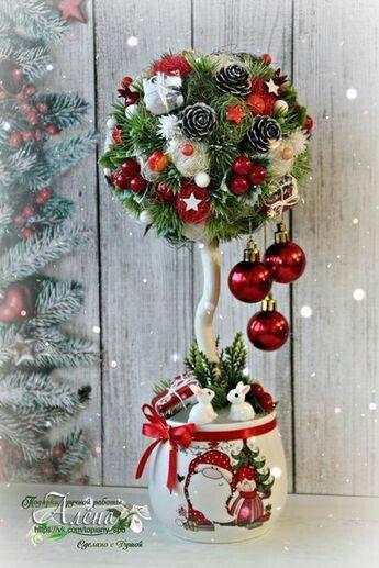 rustikale weihnachten deko #rustikaleweihnachtentischdeko