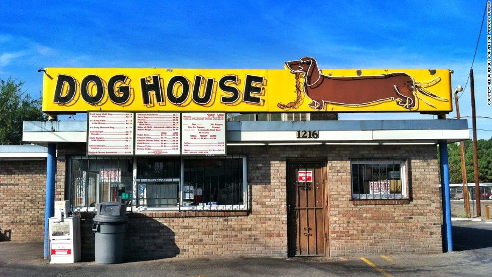 Dog House Drive In Albuquerque New Mexico With Images New