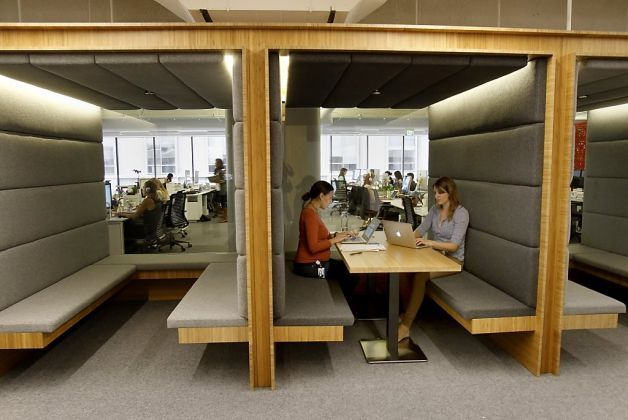 Best 25 collaborative space ideas on pinterest google for Importance of space in architecture