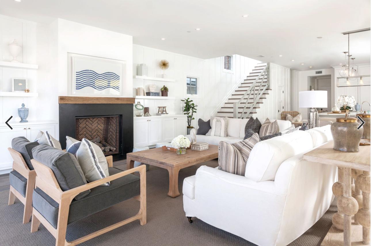 HOUZZ. White living room. | Neutral Living Rooms | Pinterest | Houzz ...