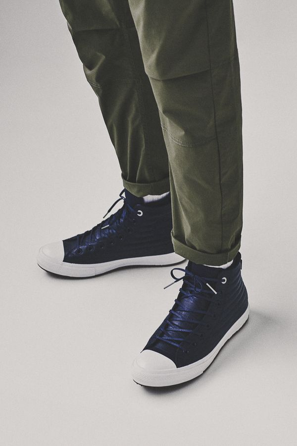 2171cfa71dc0 COOL OUTSIDE. WARM INSIDE. Shop Chuck Taylor Waterproof Boots at ...