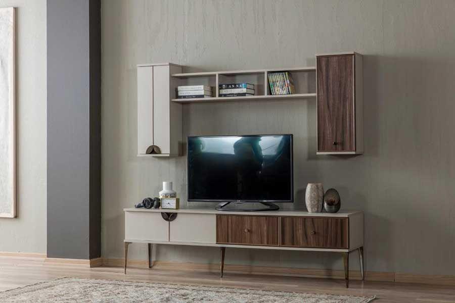 tezel lorenzo tv unitesi duvar uniteleri mobilya duvar
