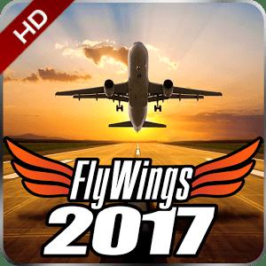 full Free Flight Simulator FlyWings 2017 v6.0.1 MOD Apk