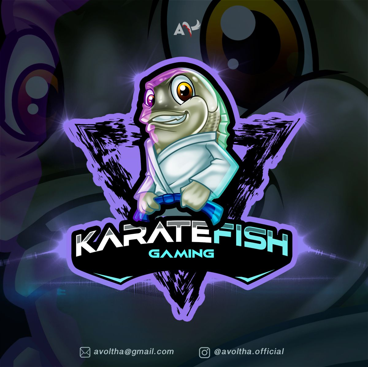 Design stunning mascot logo for esport, twitch, sports di 2020