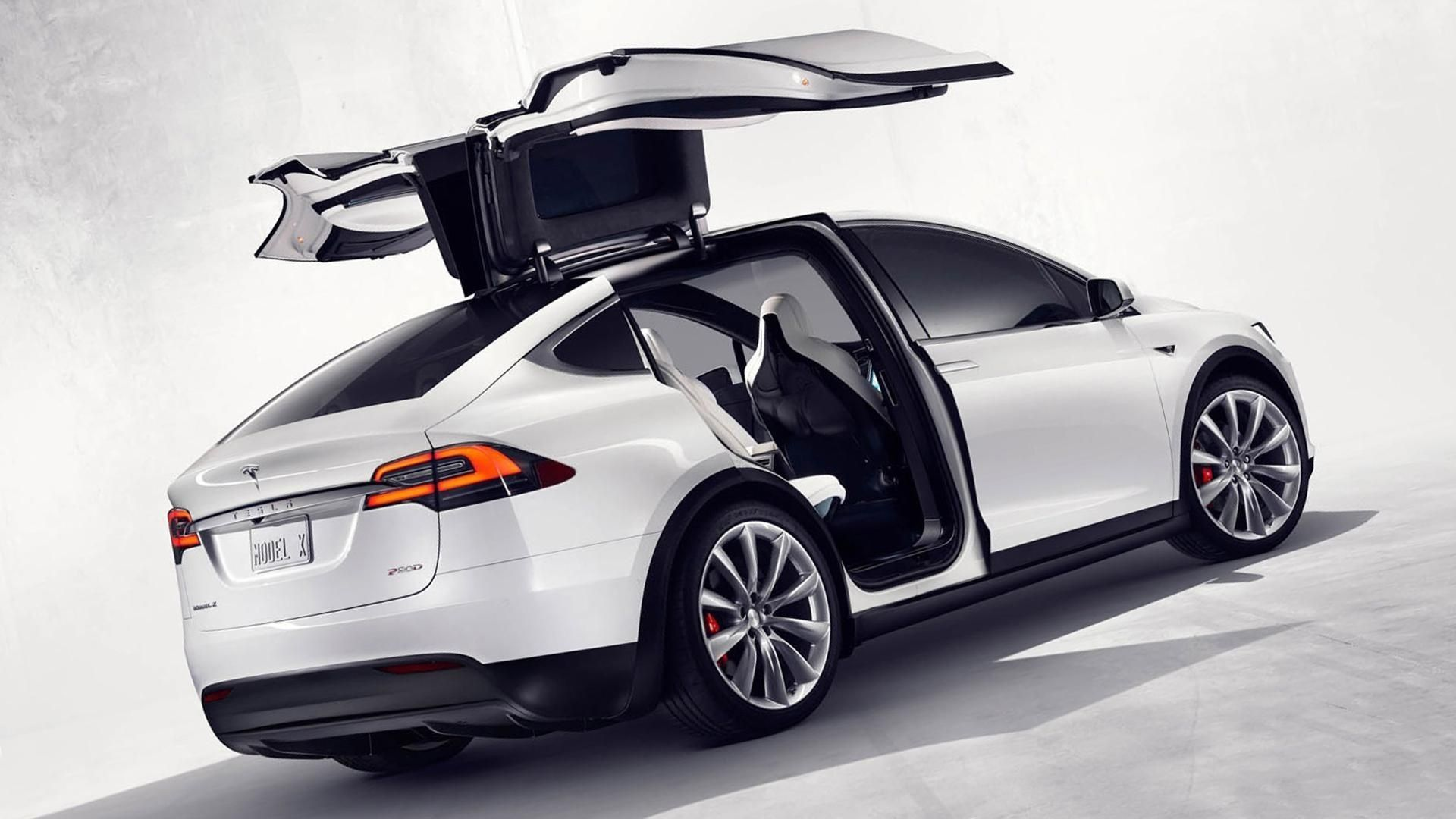 2019 Tesla Model X Concept, Redesign and Review Car