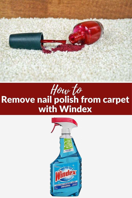 Pin On Nail Polish Out Of Carpet
