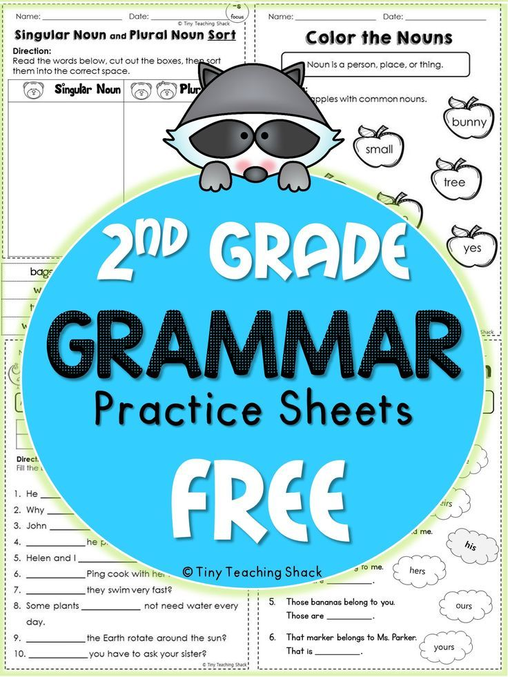 These handy no-prep practice sheets should help your students get ...
