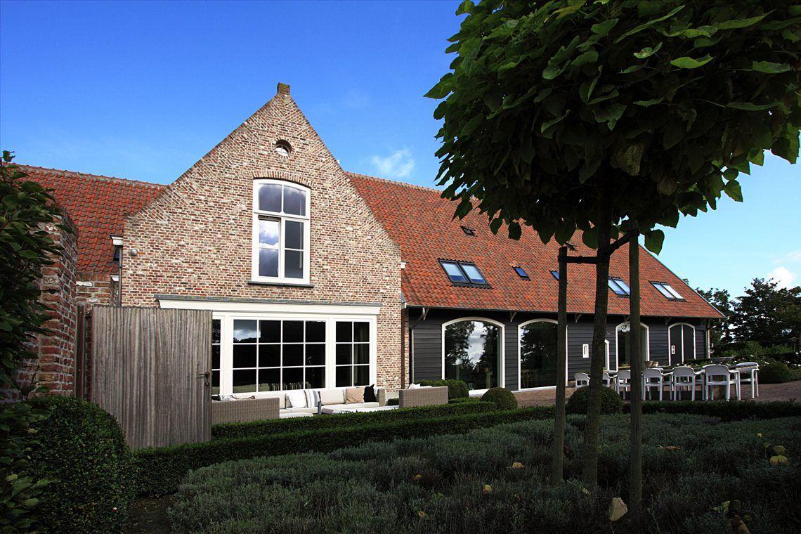Sels Exclusieve Villabouw - Landhuis Kloetinge - Hoog ■ Exclusieve woon- en tuin inspiratie.
