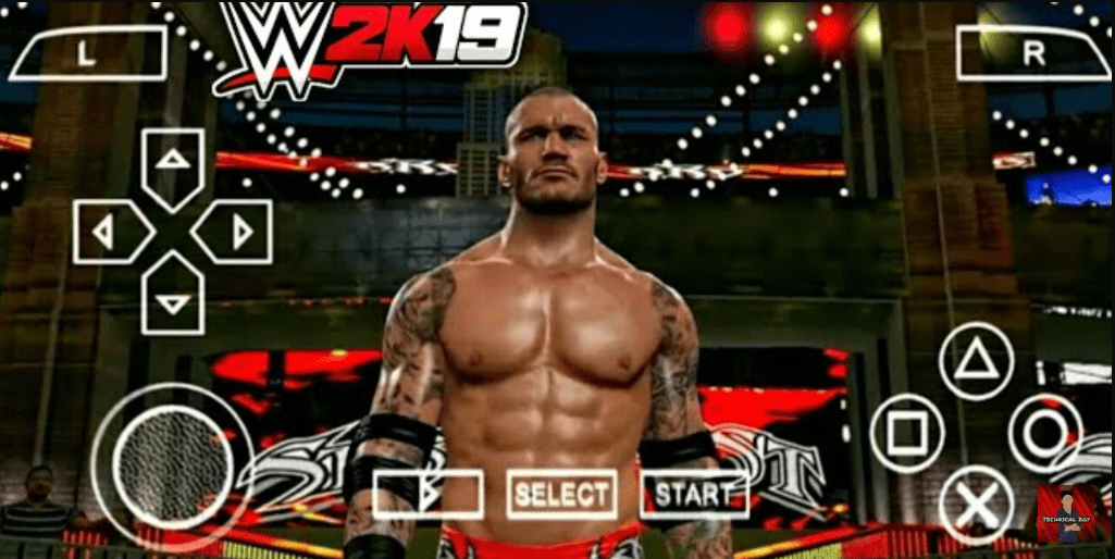 Wwe 2k19 Ppsspp Wwe Psp Iso Android Game Download In 2020 Download Games Wwe Game Download Best Android Games