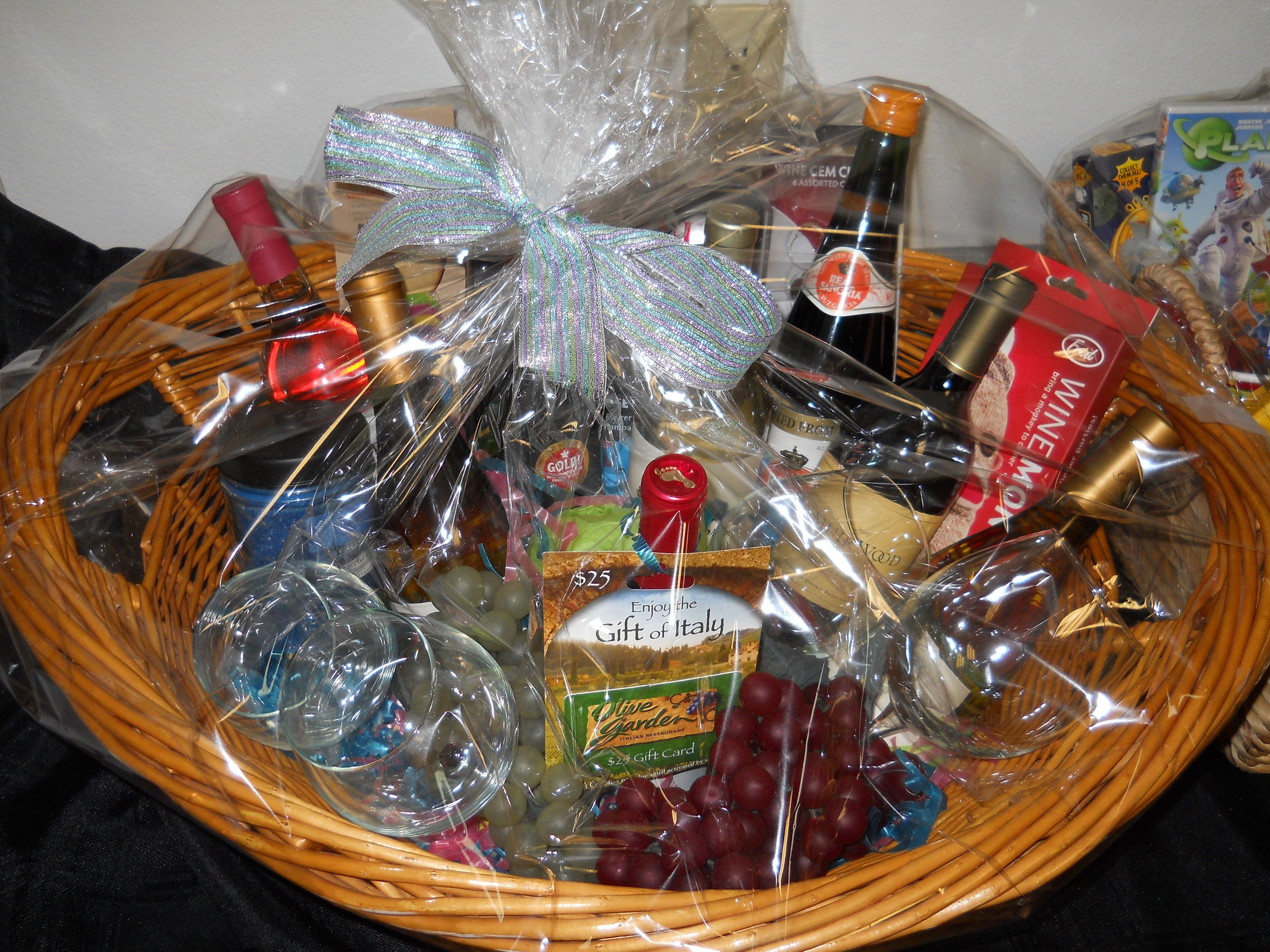 36 best date night and couples gift baskets images on pinterest basket 10 date night wine basket 4 wine glasses 8 bottles negle Gallery
