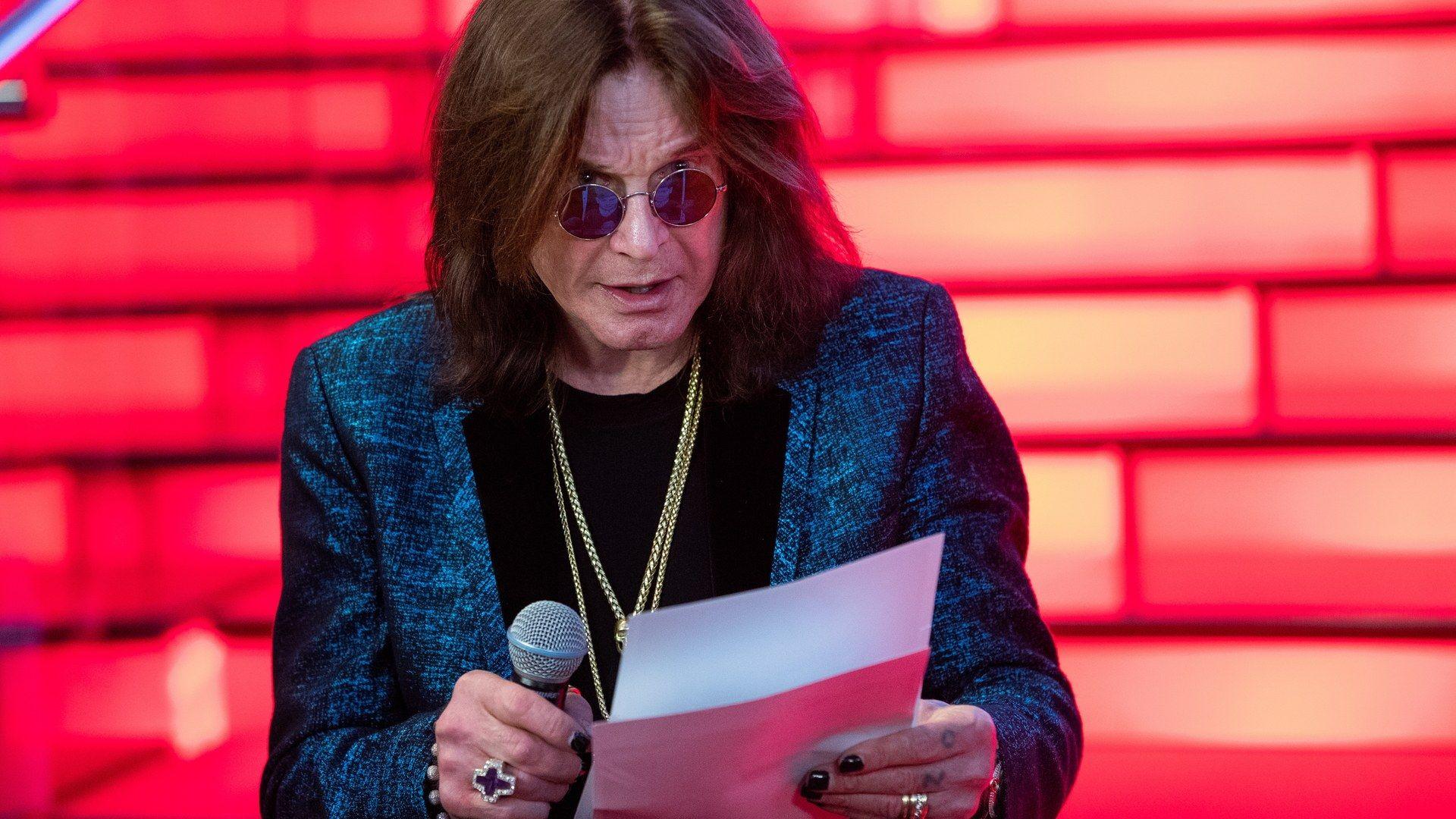 Ozzy Osbourne ha il Parkinson cos'è, sintomi e come si