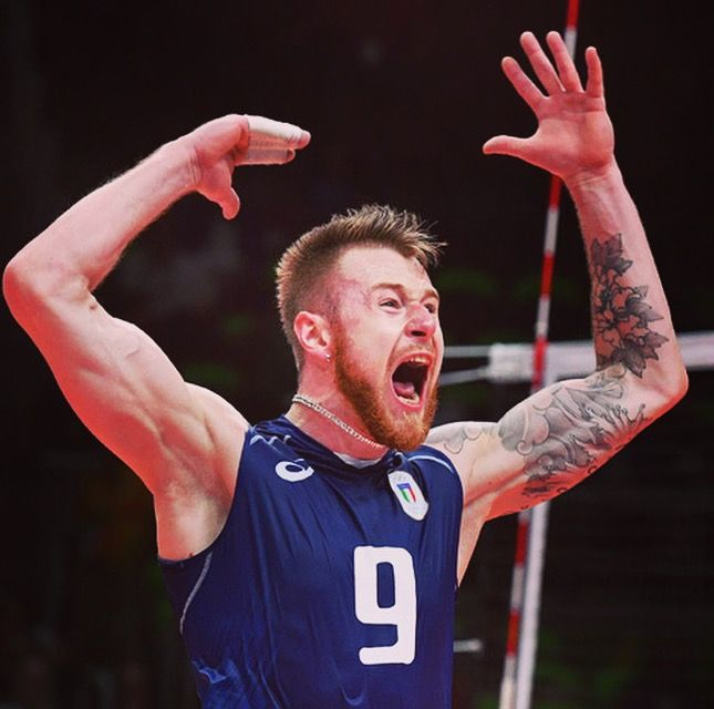 Ivan Zaytzev | Volley Italia