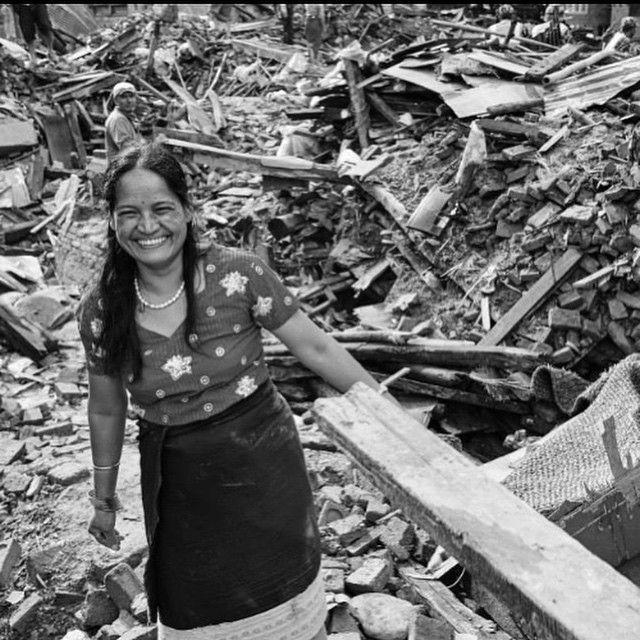 Keep smiling   #Nepal #PrayForNepal #keepsmiling #KeepStrong #Kathmandu #NepaliStyle