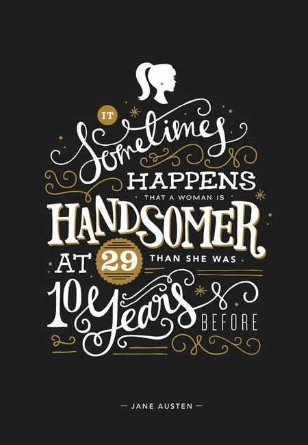 #29 #age #typography #lettering #script #typography #type #brush #handlettering #visual #design