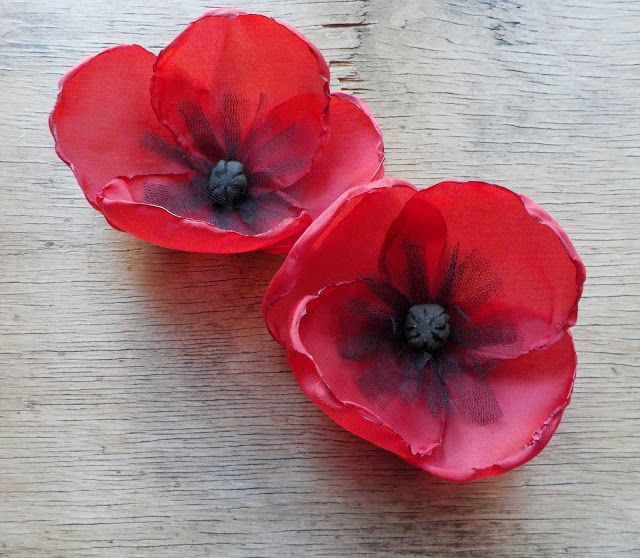 OnePerfectDay: Red Poppies
