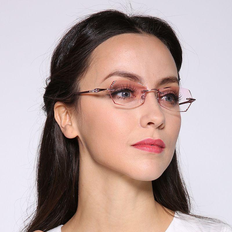 f268a62038b Chashma Brand New Fashion Korea Eyeglasses Titanium Women Myopia Spectacle  Frames