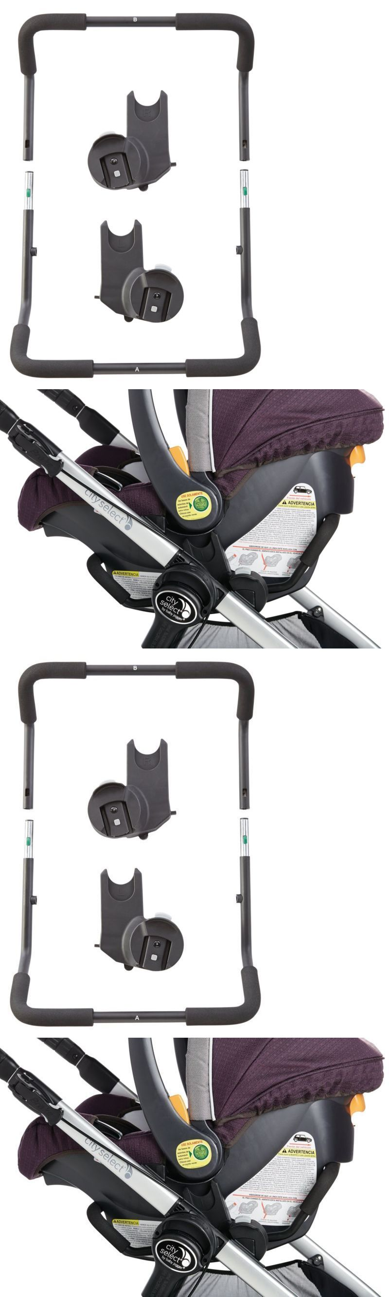 Other Stroller Accessories 180917 Openbox Baby Jogger City Select And Premier Single Car Seat Adapter To Chicco BUY IT NOW ONLY 5499 On EBay