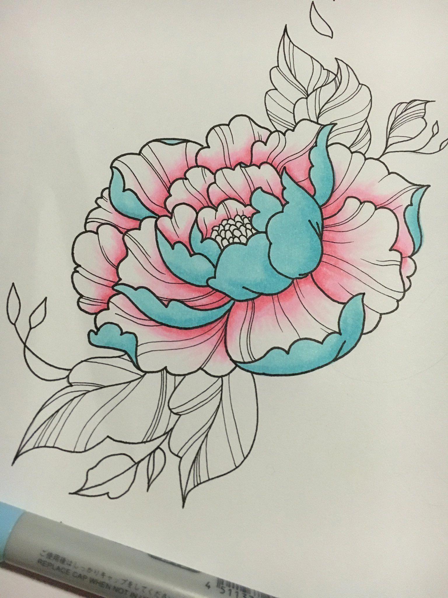 Japanese Tattoo Designs Sleeve Japanesetattoos Japanese Flower Tattoo Japanese Tattoo Flower Drawing
