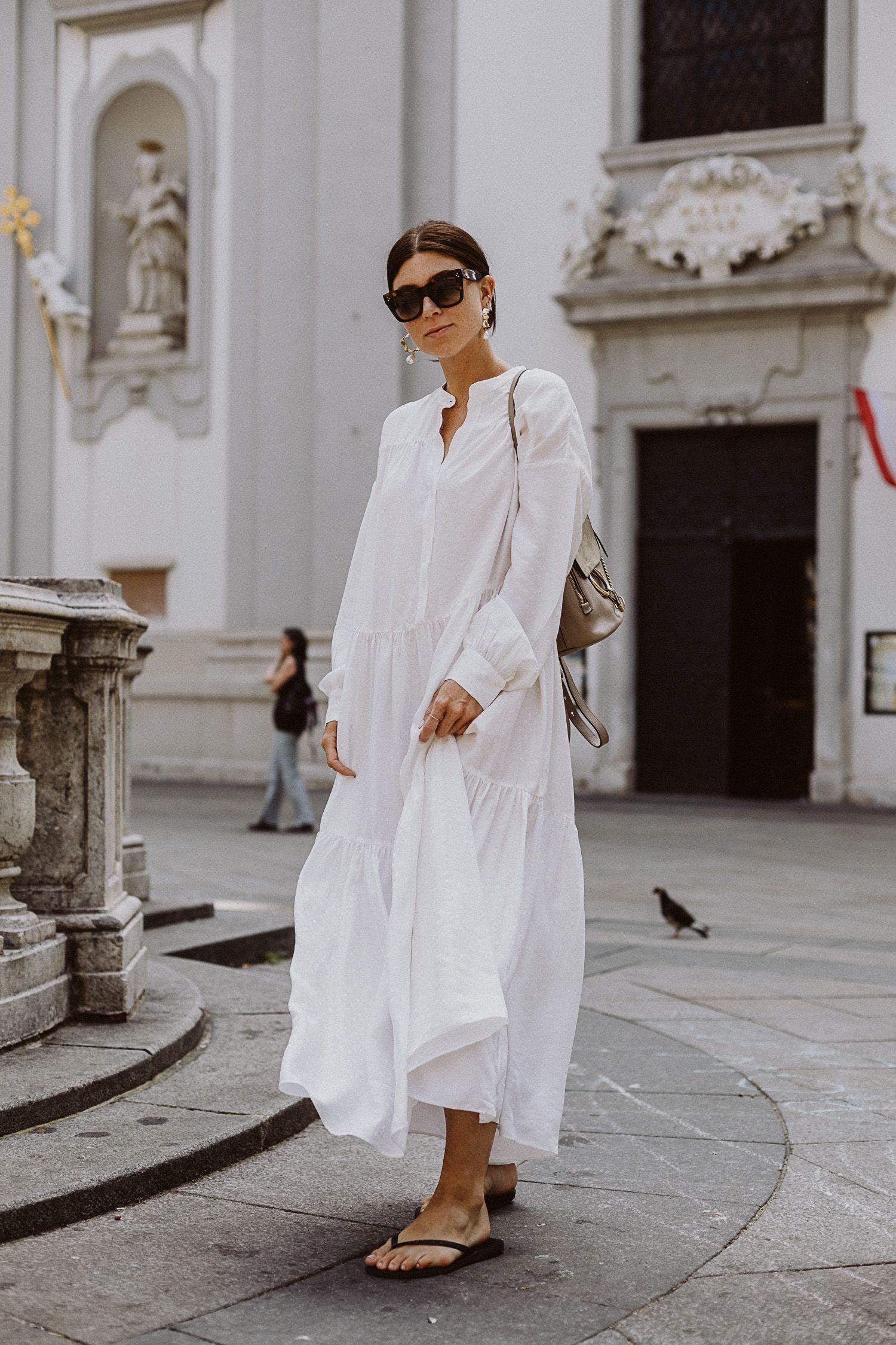 Editor's Pick: Weiße Sommerkleider (mit Bildern) | Sommer ...