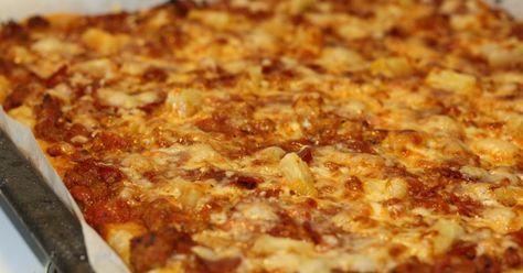 Maailman Paras Pizzapohja