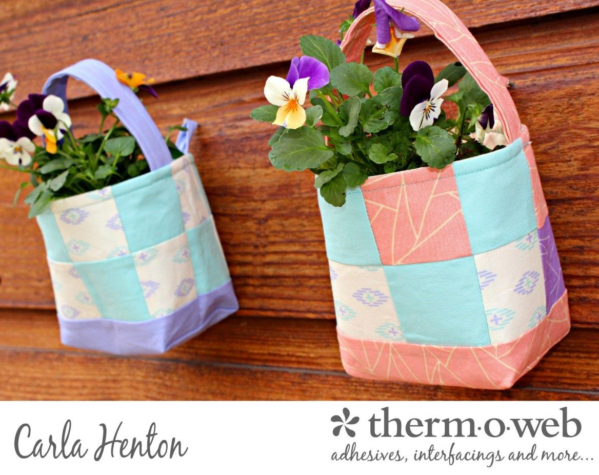 This cold weather is tiringand I can't wait to get outside and plant flowers. Here is an easy way to bring the garden inside and it's a great way to decorate for Easter too. In fact, one of these little wall planters would make the perfect Easter gift or consider creatingthese for May Day baskets … … Continue reading →
