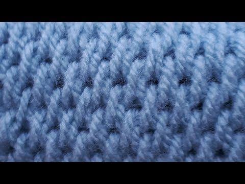 Halve Stokjes Samen Haken Decrease Half Double Crochet