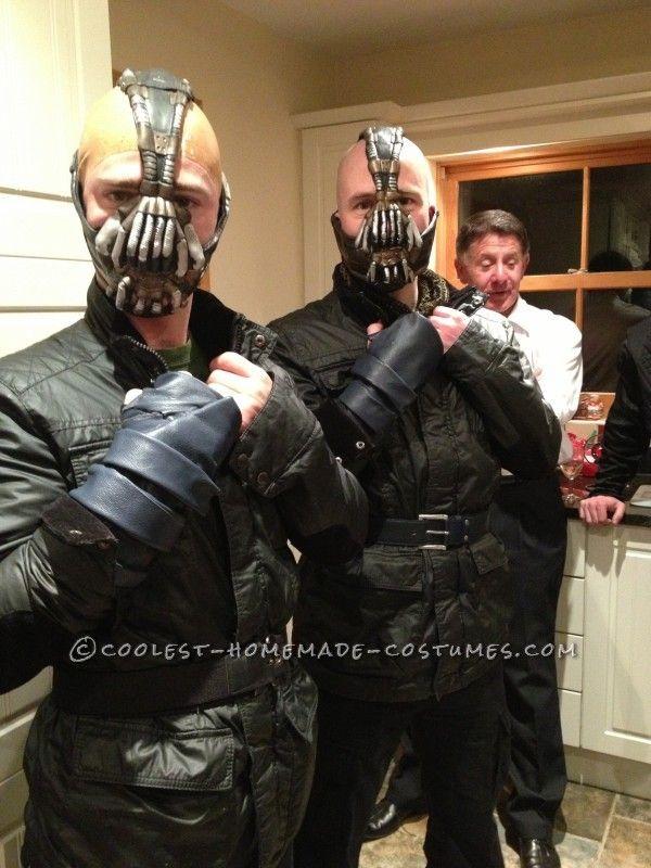 Coolest Batman Villains Group Costume Poison Ivy Bane Scarecrow  sc 1 st  Pinterest & Coolest Batman Villains Group Costume: Poison Ivy Bane Scarecrow ...