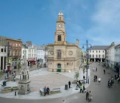 Coleraine Town Hall Northern Ireland Northern Ireland Beautiful Places Ferry Building San Francisco
