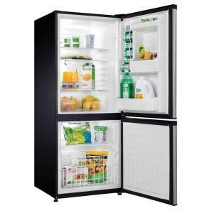 Danby 9.2 cu. ft. Bottom Mount Refrigerator in Spotless Steel ...