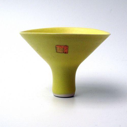Yellow Bowl Phil Lyddon.