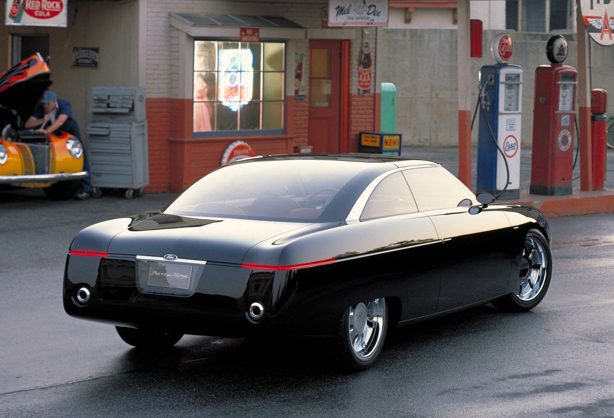 Ford concept cars home concept cars ford 49