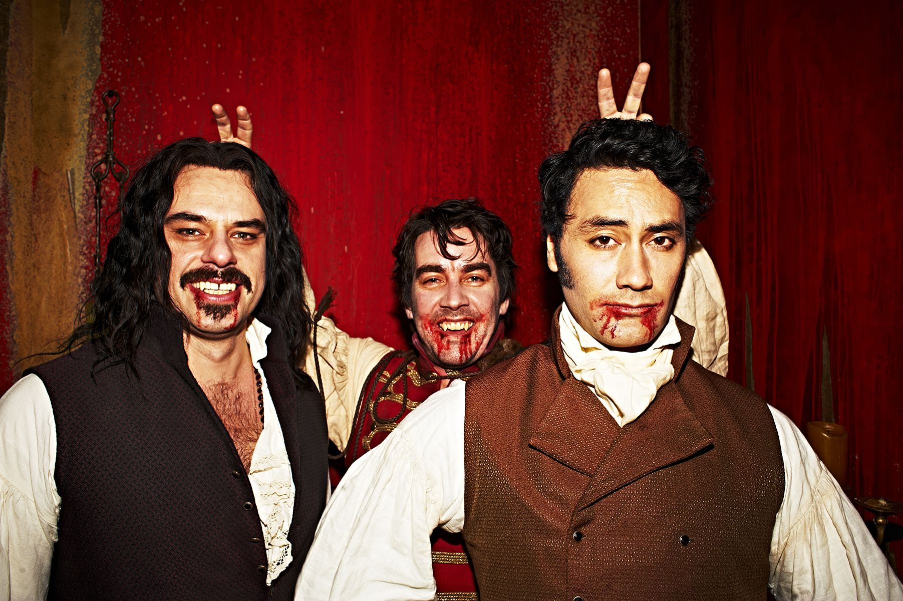 What We Do in the Shadows: See the first three minutes of short that inspired the film | EW.com